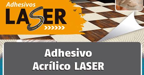 Adhesivo Acrílico Láser